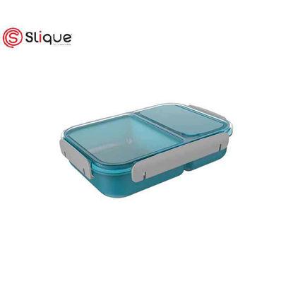 Picture of SLIQUE Luch Box 1.2 L - Aqua Green