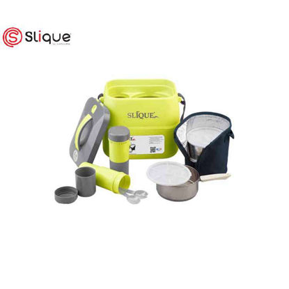 Picture of SLIQUE Lunch Box 3.6L - Green
