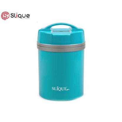 Picture of SLIQUE LUNCH BOX - 9PC 1.8L - Aqua Green