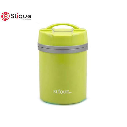 Picture of SLIQUE LUNCH BOX - 9PC 1.8L - Green