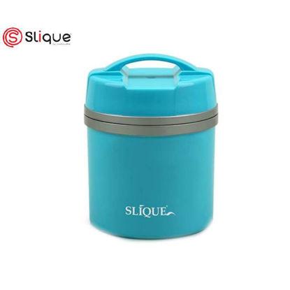 Picture of SLIQUE LUNCH BOX - 7PC 1.4L - Aqua Green
