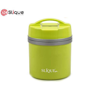 Picture of SLIQUE LUNCH BOX - 7PC 1.4L - Green