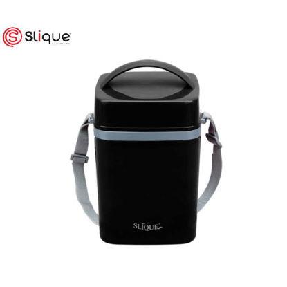 Picture of SLIQUE LUNCH BOX 2L - Black