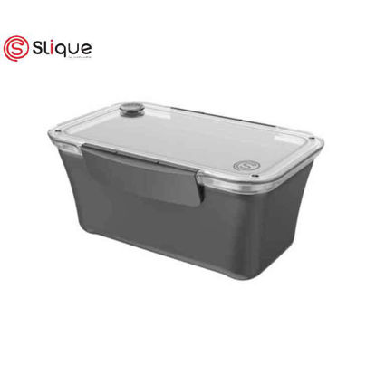 Picture of SLIQUE Lunch Box 900ml - Black