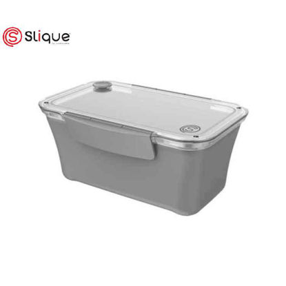 Picture of SLIQUE Lunch Box 900ml - Grey