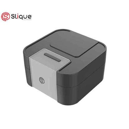 Picture of SLIQUE Bento Lunch Box 1900ml - Black