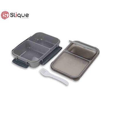 Picture of SLIQUE Lunch Box 1.2L - Dark Grey