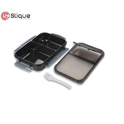 Picture of SLIQUE Lunch Box 1.2L - Black