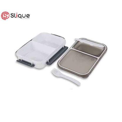 Picture of SLIQUE Lunch Box 1.2L - White