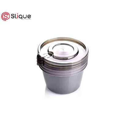 Picture of SLIQUE 3pcs Round Food Crisper Set - Food Storage - Best Gift for all Occasion/ Birthday Gift