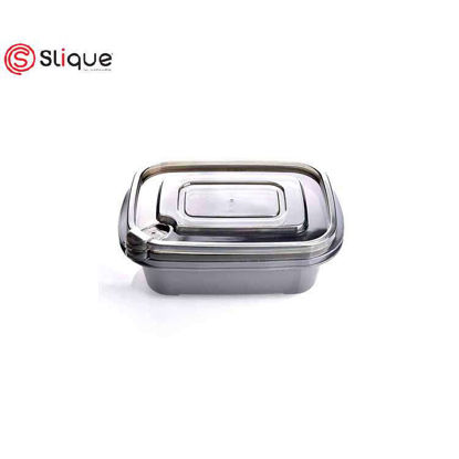Picture of SLIQUE 2pcs Rectangle Food Crisper Set - Food Storage - Best Gift for all Occasion/ Birthday Gift