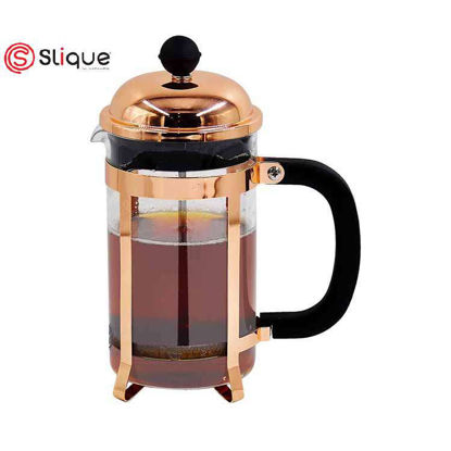 Picture of SLIQUE French Coffee Press 600ml - Coffee Maker Amazing GIft Idea For Any Occassion!