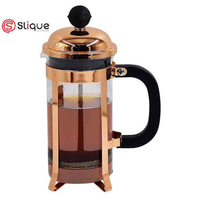 Picture of SLIQUE French Coffee Press 350ml - Coffee Maker Amazing GIft Idea For Any Occassion!