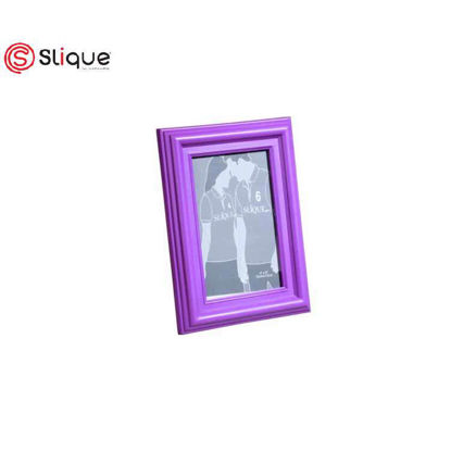 Picture of SLIQUE Picture Frame 4x6 inches - Purple