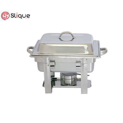 Picture of SLIQUE Square Chafing dish 4L