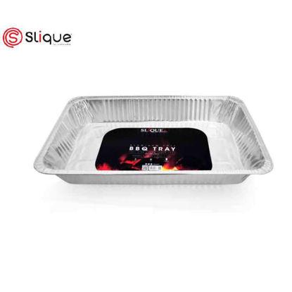 Picture of SLIQUE Aluminum Foil Table Tray 10pcs