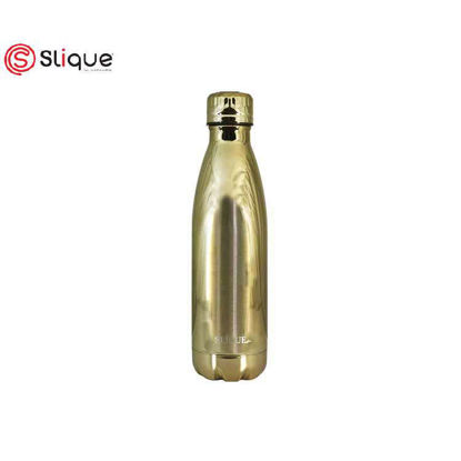 Picture of SLIQUE insulated water bottle 0.5L - Gold
