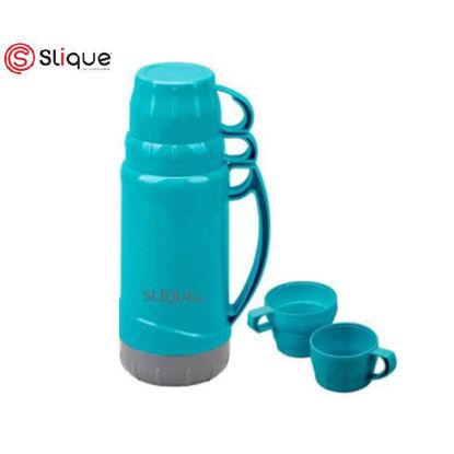 Picture of SLIQUE Vacuum flask 1.8L - Aqua Green