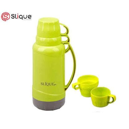 Picture of SLIQUE Vacuum flask 1.8L - Green