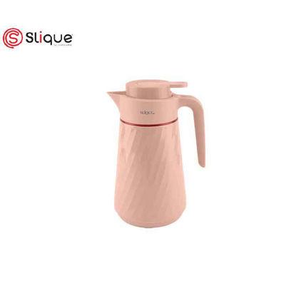Picture of SLIQUE Vacuum Flask 1.0L - Coral