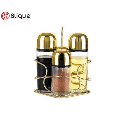 Picture of Signature by SLIQUE Condiments set of 4pcs