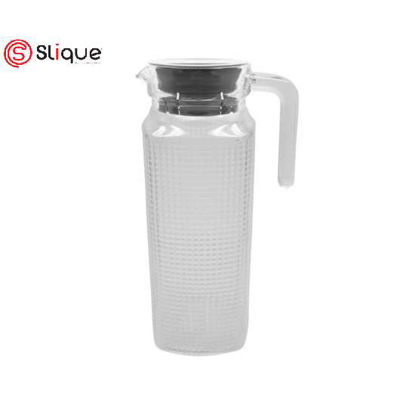 Picture of SLIQUE Glass Pitcher 500ml - Grey
