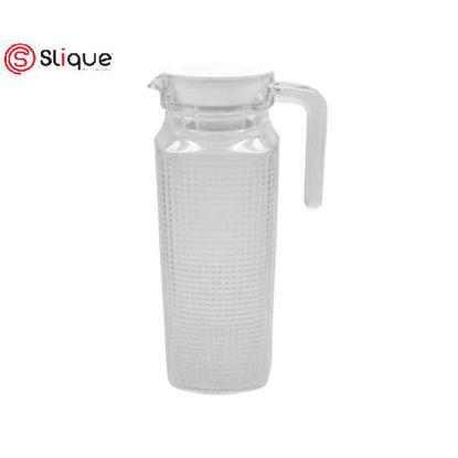 Picture of SLIQUE Glass Pitcher 1000ml - White