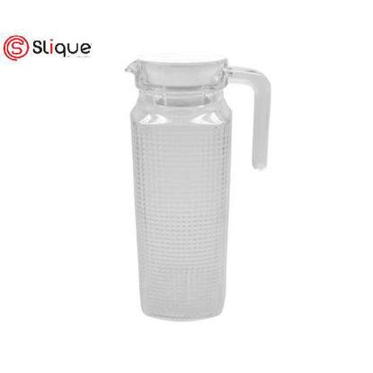 Picture of SLIQUE Glass Pitcher 1800ml - White