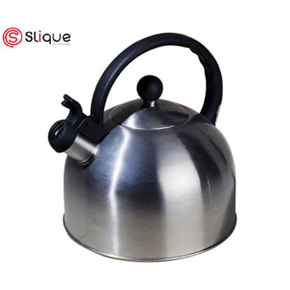 Picture of SLIQUE Induction Whistling kettle stainless 4.5L