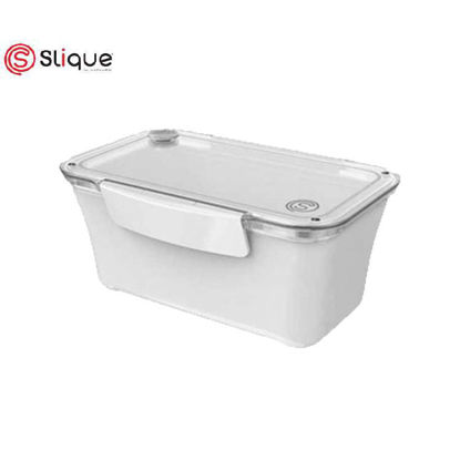 Picture of SLIQUE Lunch Box 900ml - White