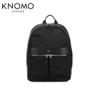 "Picture of Knomo Beauchamp 14"" Backpack (New) - Black"