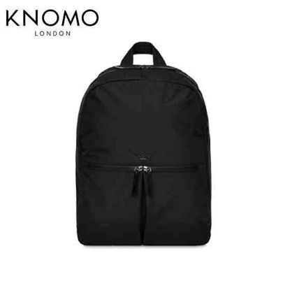 "Picture of Knomo Berlin 15"" Backpack - Black"