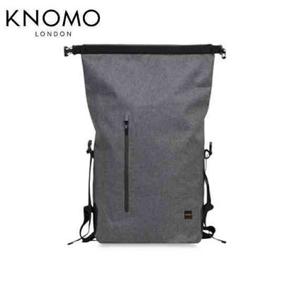 Picture of Knomo Cromwell Top Zip Backpack - Grey