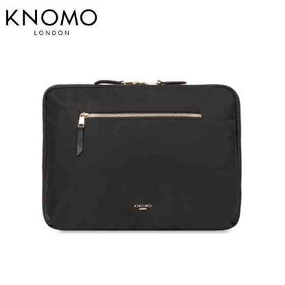 "Picture of Knomo Mayfair 12"" Knomad Ii Organizer - Black"