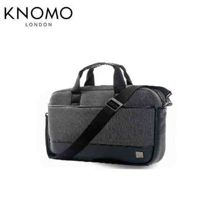 "Picture of Knomo Princeton 15"" Laptop Toploader - Grey"
