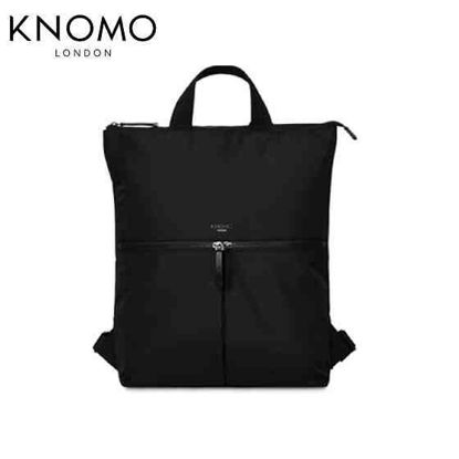 "Picture of Knomo Reykjavik 15"" Laptop Totepack - Black"