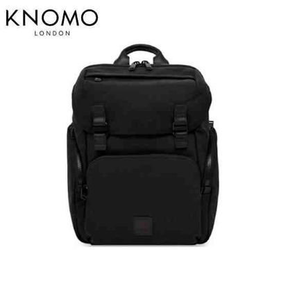 "Picture of Knomo Thurloe 15"" Backpack - Black"