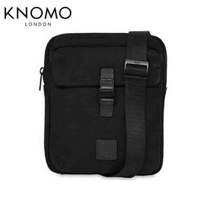 "Picture of Knomo Tilton 10.5"" Crossbody Bag - Black"