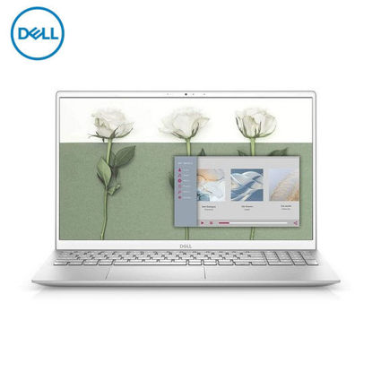 Picture of Dell Inspiron 5502 15.6-inch FHD Laptop (11thGen Core i5-1135G7/8GB RAM/512GB SSD/2GB MX330 Graphics/Windows 10 + MS Office Laptop),Platinum Silver