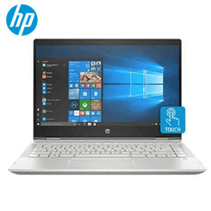 """Picture of HPX360 14-DH1175TU i3-10110U 4GB 1TB+256 14"""" Shared Win10 P/N:18H98PA Silver"""