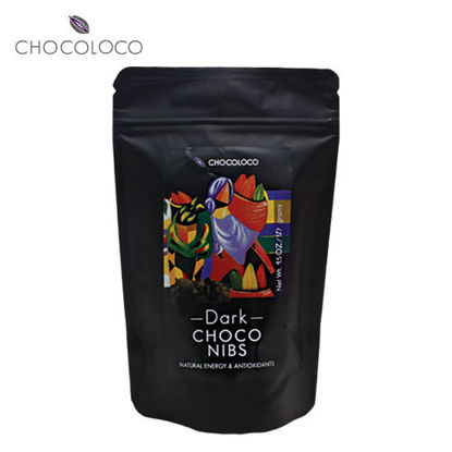 Picture of Chocoloco Dark Choco Nibs