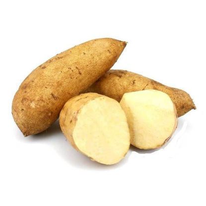 Picture of Kamote (Sweet Potatoes) - Yellow