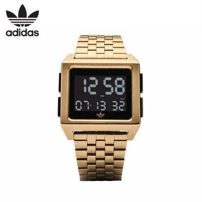 Picture of Adidas Archive M1 Gold/Black for Men AZ01513-00