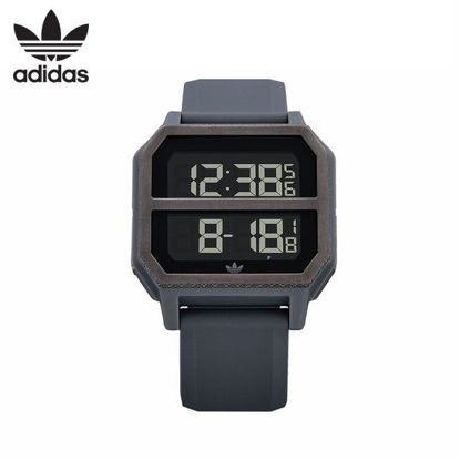 Picture of Adidas Archive R2 Gunmetal for Men AZ16632-00