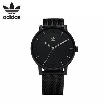 Picture of Adidas District M1 Black Gunmetal for Men AZ042341-00
