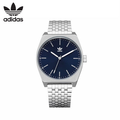 Picture of Adidas Process M1 Silver/ Blue / Silver for Men AZ022928-00