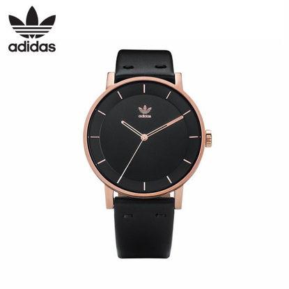 Picture of Adidas District L1 Black/RoseGold for Men AZ082918-00