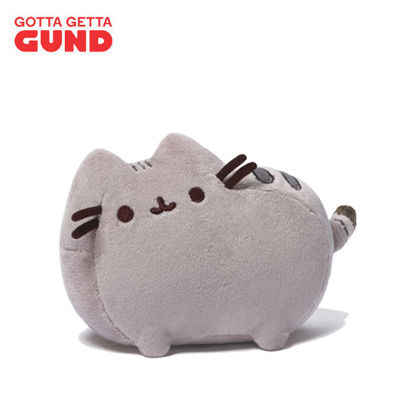 "Picture of GUND Pusheen Cat Plush Stuffed Animal 6"""