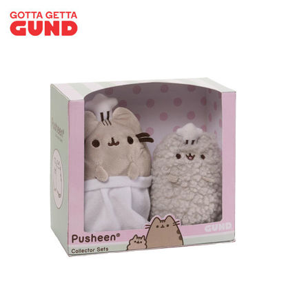Picture of GUND Pusheen Stormy Baking Collector Set