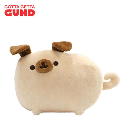"""Picture of GUND Pusheen Pugsheen Dog Plush Stuffed Animal with Poseable Ears, 9.5"""""""